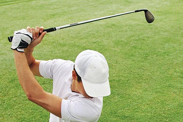 Start met golf