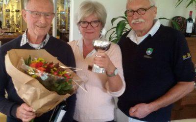 Uitslag Senioren Griendtrofee en Vlaggenwedstrijd