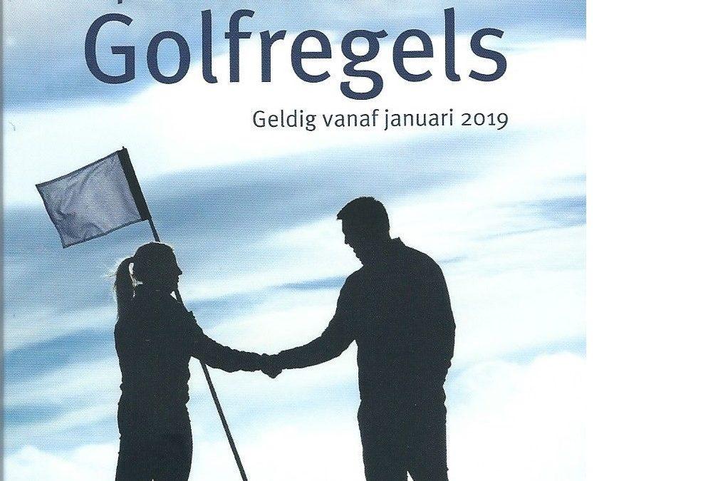 Golfregellessen voor iedereen