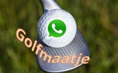 WhatsApp-groep Golfmaatje Zeegersloot