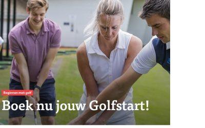 Golfstart 2020