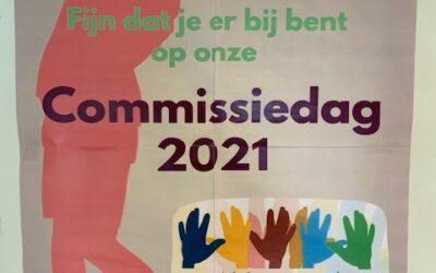 Commissiedag 16 oktober 2021